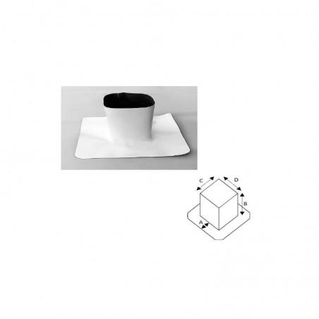 Enveloppe de tube en PVC/TPO