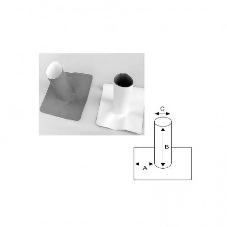 Drain cylindrique en membrane PVC/TPO renforcée