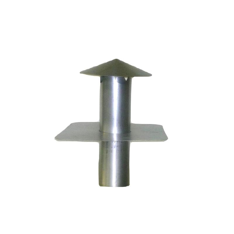 sortie toiture ventilation aeration extracteur chapeau de toiture